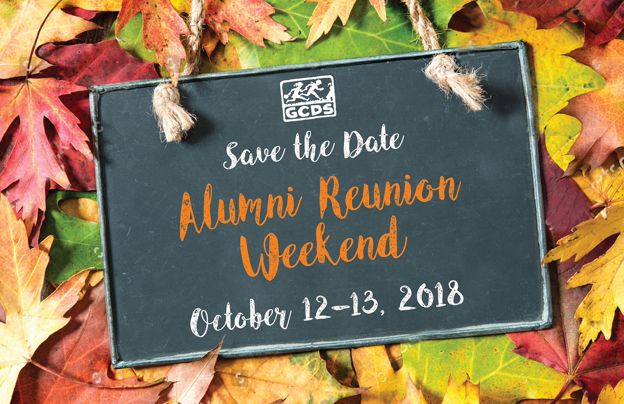 Alumni Reunion October 12 -13, 2018